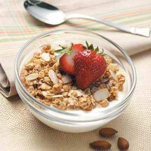 Coconut Almond Granola Recipe