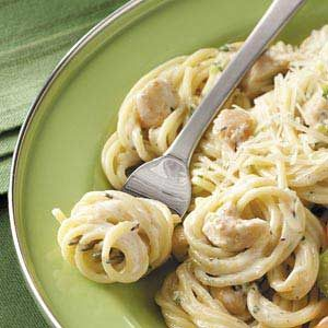 Chicken Pasta Toss Recipe