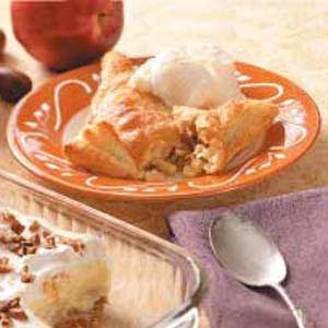 Puff Pastry Apple Turnovers Recipe