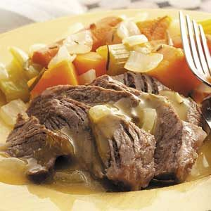 Apricot Pot Roast Recipe