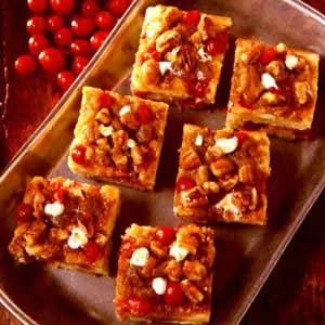Cranberry Crunch Cake Recipe