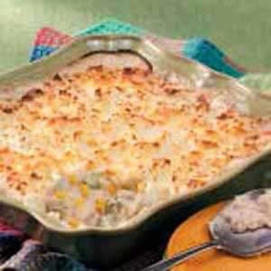 Chicken Shepherd's Pie