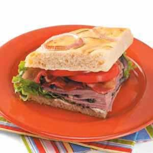 Roast Beef BLT Recipe
