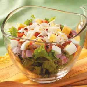 Swiss Cobb Salad Recipe