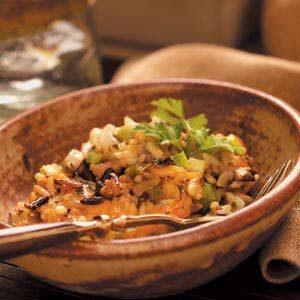 Sausage and Wild Rice Casserole Recipe