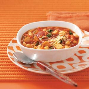 Turkey-White Bean Soup Recipe