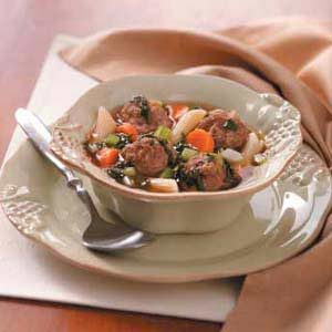 Favorite Italian Wedding Soup Recipe