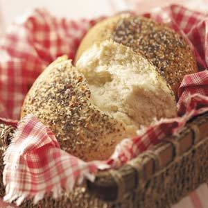 Five-Topping Bread Recipe