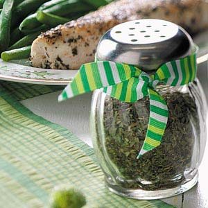 Dixie Herb Rub Recipe