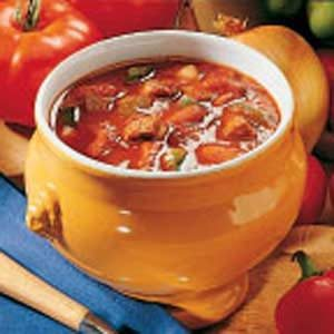 Round Steak Chili Recipe