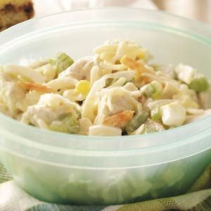Chicken Slaw Recipe