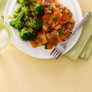 Italian-Style Broccoli Recipe