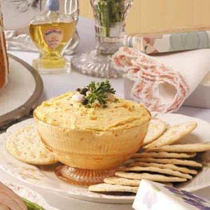 Zesty Cheese Spread Recipe