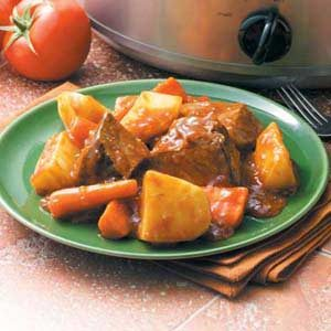Chuck Roast Dinner Recipe