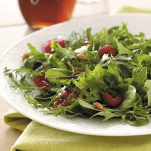 Pine Nut Salad Dressing Recipe