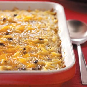 Hearty Breakfast Egg Bake Recipe