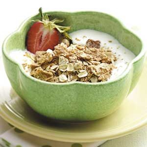 Makeover Toasted Granola