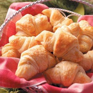 Buttery Croissants Recipe