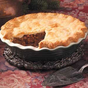 Favorite French Canadian Meat Pie Recipe