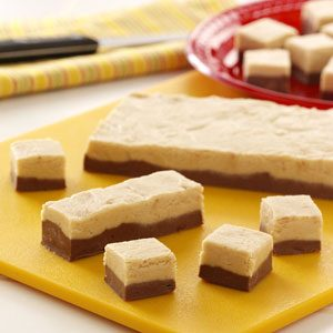 Ribbon Fantasy Fudge Recipe