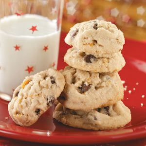 Crisp Chocolate Chip Cookies Recipe