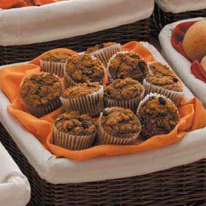 Winter Squash Muffins Recipe