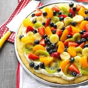 Favorite Recipes for Fruit Pizza