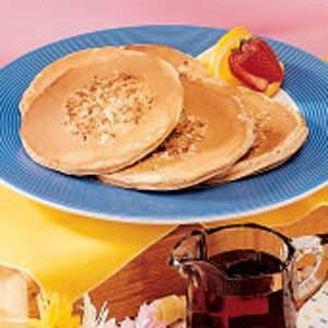 Country Crunch Pancakes Recipe