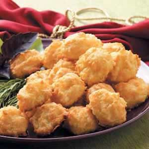 Cheese Puffs Recipe
