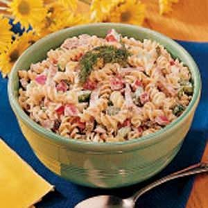 Roast Beef Pasta Salad Recipe