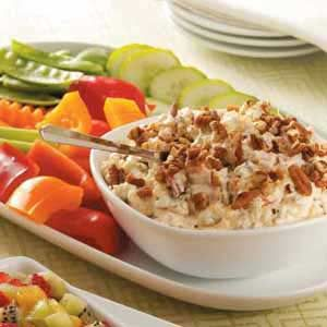 Pineapple-Pecan Cheese Spread Recipe