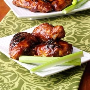 Grilled Jerk Chicken Wings Recipe