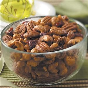 Contest-Winning Sugar 'n' Spice Nuts Recipe