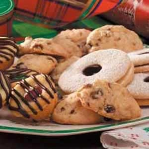 Old-Fashioned Mincemeat Cookies Recipe