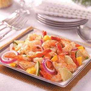 Jamaican Shrimp Recipe