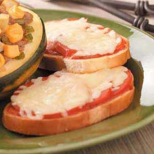 Tomato Cheese Sandwiches Recipe