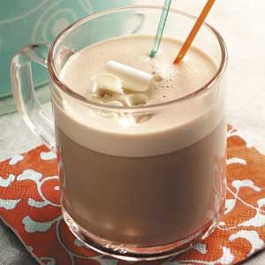 Winter's Warmth Hot Chocolate