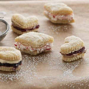 Flaky Creme-Filled Cookies Recipe