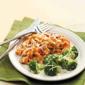 Italian Chicken Noodle Skillet Recipe