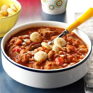 Kids' Favorite Chili Recipe