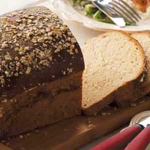 Vermont Honey-Wheat Bread Recipe