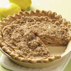 Apple Quince Pie