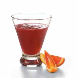 Blood Orange Berry Punch Recipe