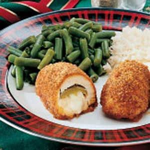Mexican-Style Chicken Kiev Recipe