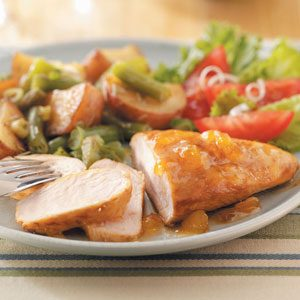 Apricot Honey Chicken Recipe