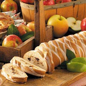 Apple Coffee Cake Braid Recipe