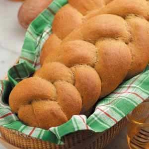 Hearty Sweet Potato Braids Recipe