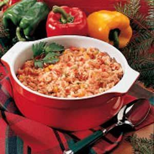Robbie's Red Rice Recipe