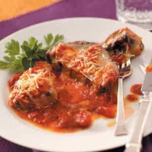 Portobellos Parmesano Recipe