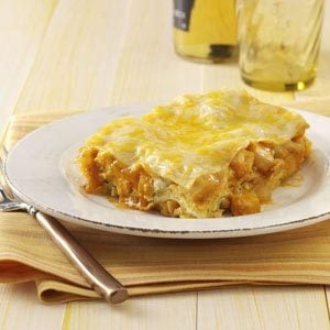 Mexican Chicken Lasagna